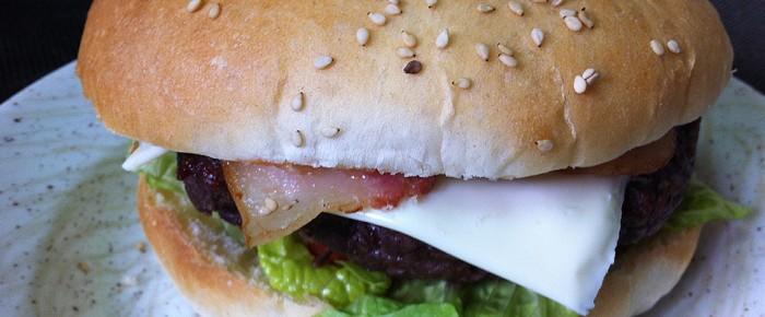 Hamburger fait maison comme au Macdo