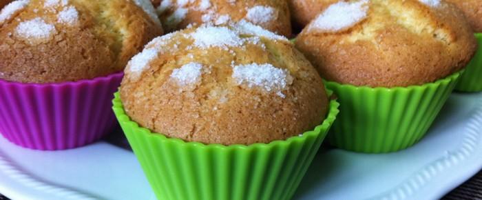 Muffins à ma façon