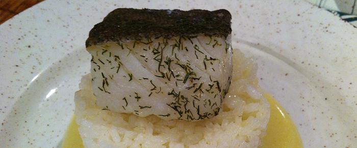 Morue la sauce moutarde facile cuisiner - Cuisiner la morue dessalee ...