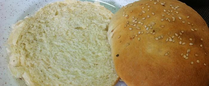 Pain à hamburger et hot-dog